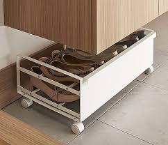 underbed shoe storage rack shoe racks shoe storage shelves underbed shoe storage