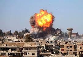 """أجواء حرب في درعا السورية وتطورات تعيد المشهد """"إلى المربع الأول"""""""