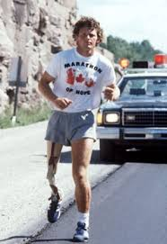 the legacy of terry fox s dream news marathon of hope fox s journey across