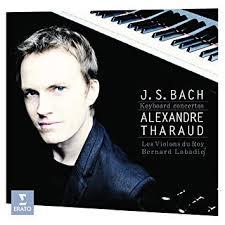 <b>Alexandre Tharaud</b> - J.S. <b>Bach</b> Keyboard Concertos - Amazon.com ...