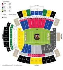 South Carolina Basketball Arena Seating Chart Tickets Gamecocks
