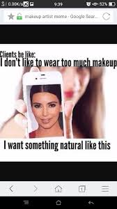 i m a makeup artist al on ur