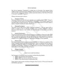 Contract Agreement Template Between Two Parties Service Agreement Template Between Two Parties Service