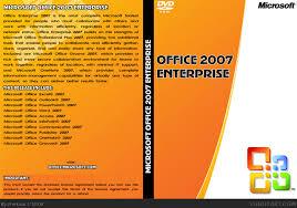 تحميل محرر النصوص مرفق بالسيريال Microsoft office 2007