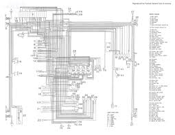 electrical diagrams pantera early l model