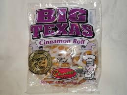 Vending Machine Cinnamon Roll Custom Cloverhill Big Texas Cinnamon BunKathleen Guest Post Delicious Or