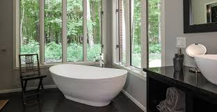 freestanding slipper bathtub
