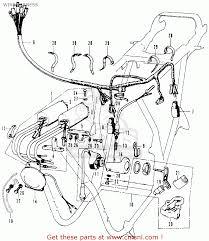 Excellent 1973 honda ct70 wiring diagram photos best image honda cb500k1 four 1972 usa wire harness