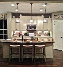 modern kitchen island lighting cabinets sink pendant lights height
