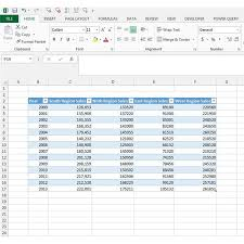 How To Make A Bar Graph In Excel 2013