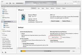 4 Easy Ways To Backup Iphone To Mac Without Itunes Or Icloud