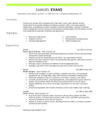 Sample Resume Objective Statements For Customer Service Objective Customer Service Resume Blaisewashere Com