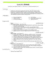 Objective Summary For Resumes Objective Customer Service Resume Blaisewashere Com
