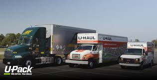 Uhaul Rental Quote Stunning UPack Vs UHaul UPack