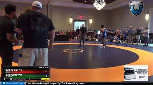 Junior Men (Must Be In HS) 145 Derek Fields Ohio Vs Bretli Reyna Florida -  YouTube