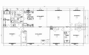 47 Beautiful Gallery Of 4 Bedroom Modular Home Plans