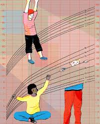 Parent Eye Chart The Trouble With Growth Charts Nyt Parenting