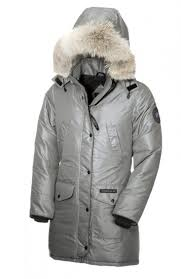 Canada Goose Womens CG55 Trillium Parka Steel,canada goose coats  outlet,Free Shipping