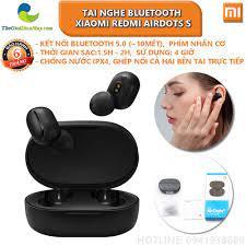 Tai nghe Bluetooth Xiaomi True Wireless Redmi AirDots S - Bảo hành 6 tháng  - Shop Thế Giới Điện Máy Thế giới điện máy - đại lý xiaomi chính hãng tại  Việt Nam