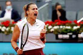 WTA Madrid: Aryna Sabalenka schlägt Ashleigh Barty und schnappt sich den  Titel
