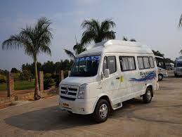 hire 15 seater tempo traveller 15