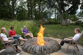 extraordinary outdoor living space decoration with outdoor fire pits delectable image of outdoor living room
