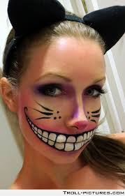 kitty cat face makeup diy