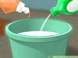 how to disinfect granite counters image titled clean granite step 2 disinfect granite counters best way to disinfect granite counters