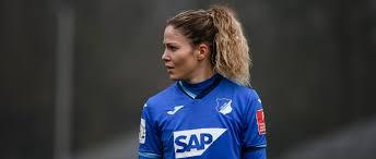 """Luana Bühler: """"Erfahrener und selbstbewusster"""" » TSG Hoffenheim"""