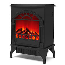 ryan rove apollo electric fireplace free standing portable space rh com electric space heater vs