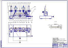 Контрольное приспособление для измерения радиального биения для  чертеж Контрольное приспособление для измерения радиального биения для деталей типа