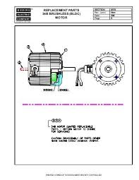replacement parts 48r ac motor bodine electric pany wiring diagram DC Motor Field Wiring at Bodine Electric Dc Motor Wiring Diagram