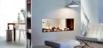 lucius 140 tunnel by element4 see through fireplace direct vent gas