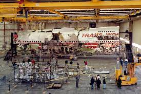 Wreckage of T.W.A. Flight 800 to Be ...