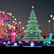 Light Show In Grand Prairie Huge New Holiday Light Displays Headed For Dallas Arlington