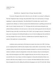 human kindness essay russell andrea witzke leavey human kindness 3 pages organized crime in chicago essay