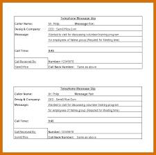 Customer Call Sheet Template Customer Call Back Template Call Message Template Free Templates