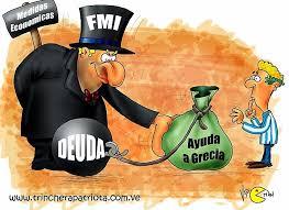 Resultado de imagen para los prestamos del fmi y sus draconianos intereses