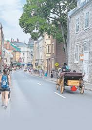 Travel: Quebec City: A haven for history, poutine - Lifestyle - The St.  Augustine Record - St. Augustine, FL