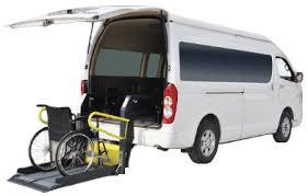 wheel chair lift for van. Joylong Hivan With 1 WheelChair Lift Wheel Chair For Van