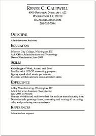 Student Resume Example Adorable Accounting Student Resume Templates Free Samples Examples Format