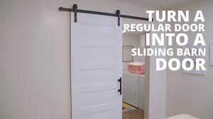 Diy Sliding Barn Door Video Hgtv White Washed Oak White Washed