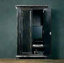 st restoration hardware armoire s