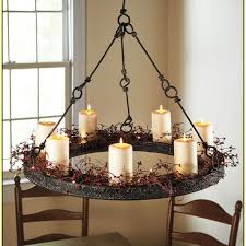 metal hanging candle chandelier prophecyplat com with remodel 10