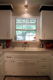 over kitchen sink lighting. Good Small Friendly U Functional Kitchen With Sink Lighting. Over Lighting T