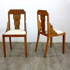 art deco era furniture. art deco era furniture french style chairs set of 6 1930s k
