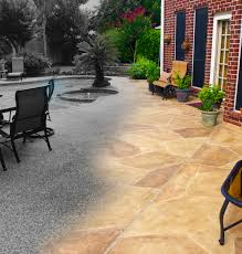 external flooring solutions. before and after external flooring solutions g