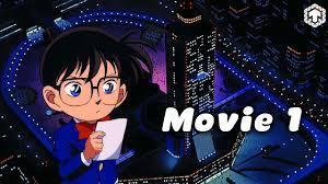 Conan Movie 1: Quả Bom Chọc Trời   Conan