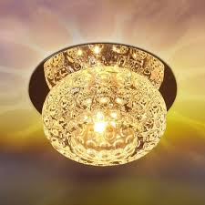 ball semi flush ceiling lights