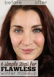 easy 5 minute makeup routine